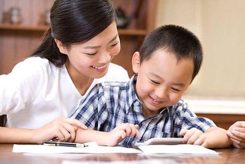 Lựa chọn gia sư tại nhà lớp 2 cho con