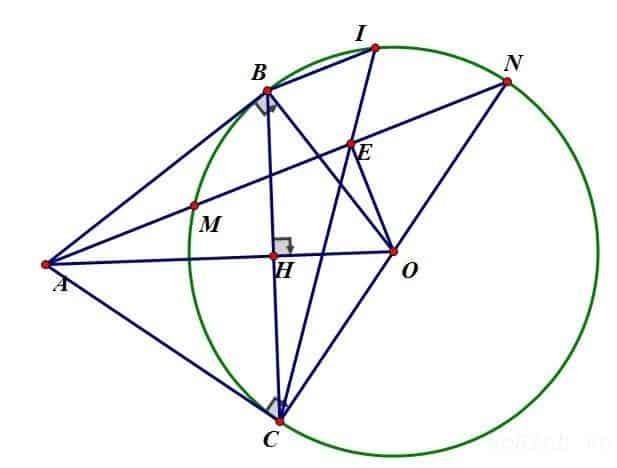 phương pháp học toán hình lớp 9 hiệu quả