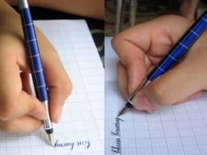 Giúp trẻ viết chữ đẹp, nhanh và đúng cách
