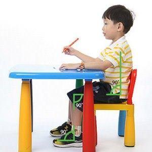 Tư thế ngồi viết chữ đẹp