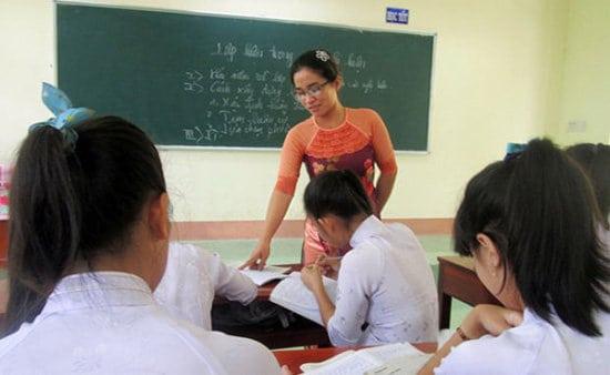 Gia sư môn văn lớp 11