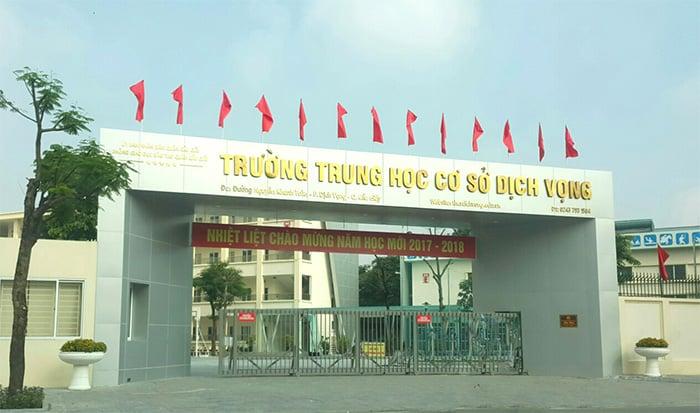 Trường Trung học cơ sở Dịch Vọng