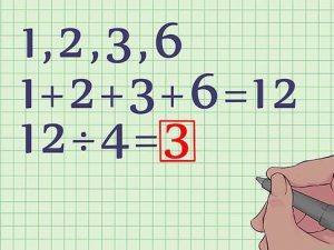 Cách giải toán trung bình cộng lớp 4 cơ bản và nâng cao